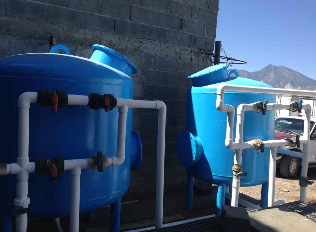 Sistema de almacenamiento de agua